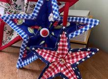 Americana Stars Pattern