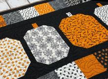 Hey Pumpkin Quilt Pattern