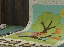 Creative Uses of Fabric Panels