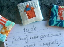 Quilt Magnets Tutorial
