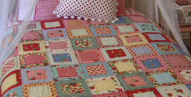 Rebekah Amy Quilt Pattern