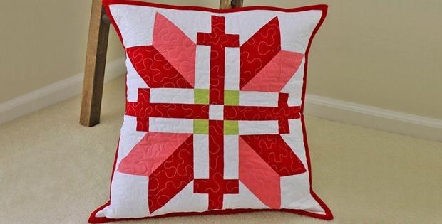 Fair Isle Pillow