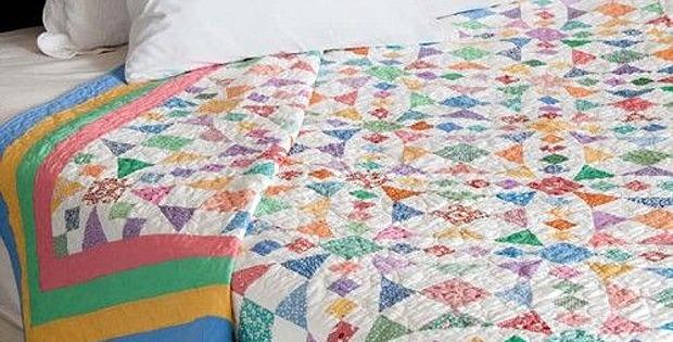 Emily's Wedding Quilt Pattern