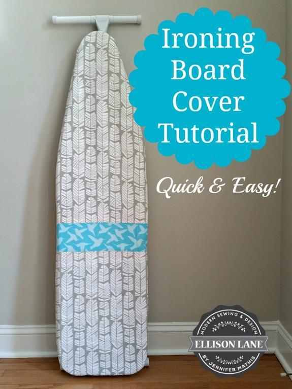 ironing board cover update your ironing board cover easy 31097