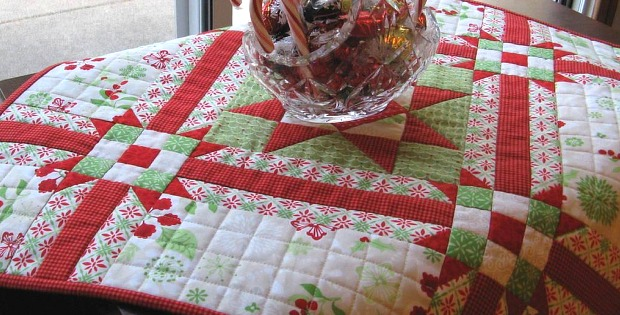 Shining Star Table Topper