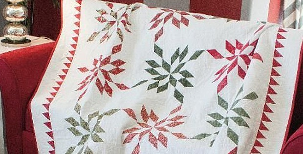 Winterberry Quilt Pattern
