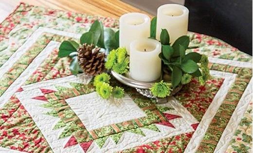 Christmastide Table Topper