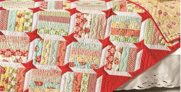 Emma's Star II Quilt Pattern