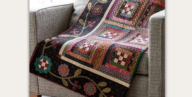 Sprigs and Twigs Quilt Pattern