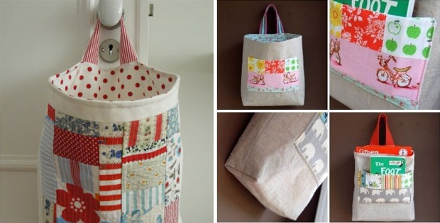 Handy Catch-All Bag