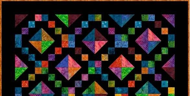 Explore The Many Personalities Of The Jewel Box Quilt