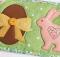 Easter Mug Rug Pattern
