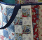 Large Patchwork Tote