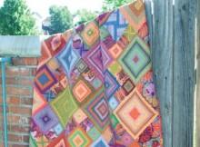 Painted Desert Quilt Pattern
