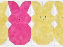 Bunny Peeps Pattern