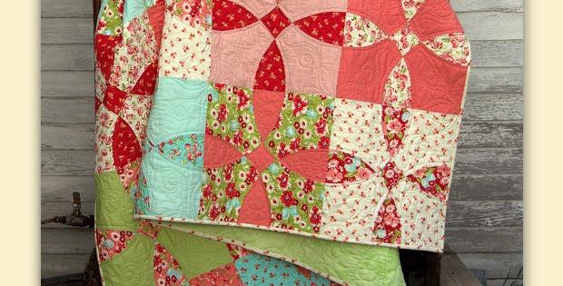 Cotton Fields Quilt