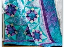 Diamond Twist Quilt