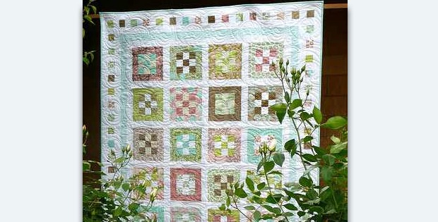 Sweet Menagerie Quilt