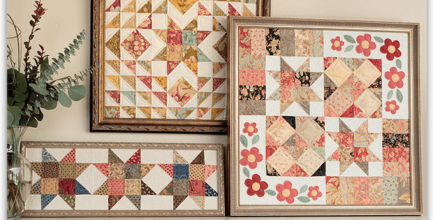 How to Frame a Quilt