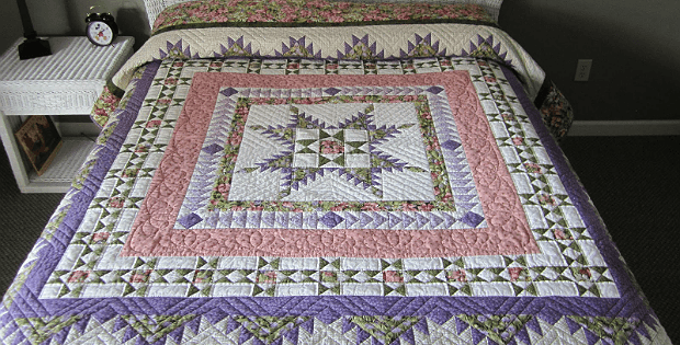 Lifetime Quilt Number 24 by Thelma at Cupcakes and Daisies