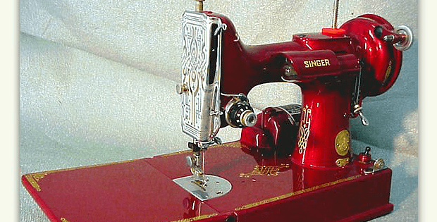 Cherry Red Featherweight