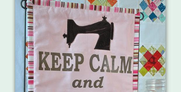 Get Your Seam Ripper Quilt Pattern