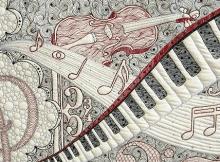 Shimmering Symphony Quilt Pattern
