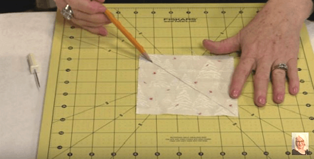 Speed Up the Process of Drawing Lines on Fabric