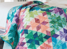 Sea Glass Quilt