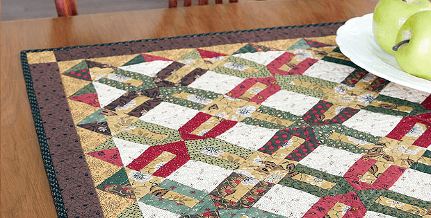 Gold Rush Quilt Pattern
