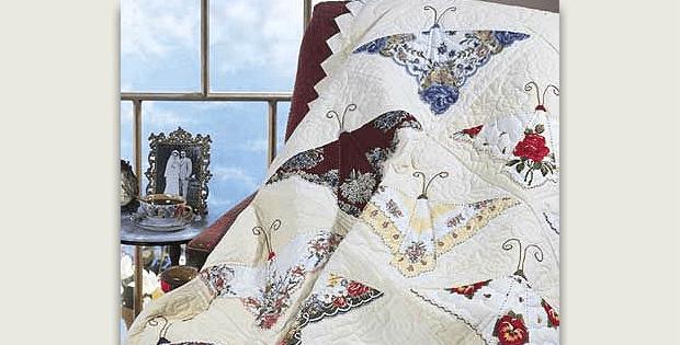 Mother's Handkerchiefs Quilt