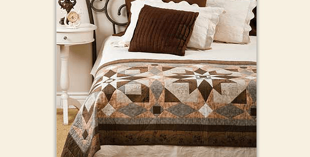 Dust Storm Bed Warmer