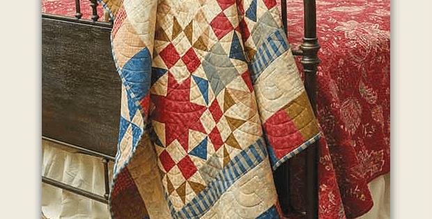 Sparkle Starter Quilt Pattern