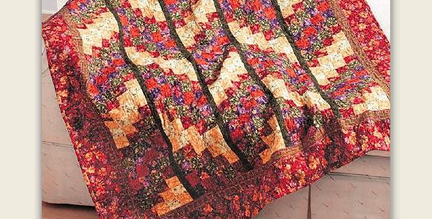 Bittersweet Quilt Pattern