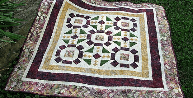 Board Game Quilt