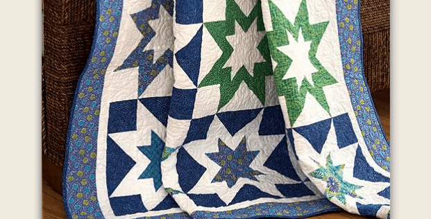 Double Stars Quilt