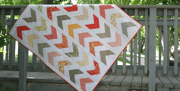 Flying Arrows Quilt