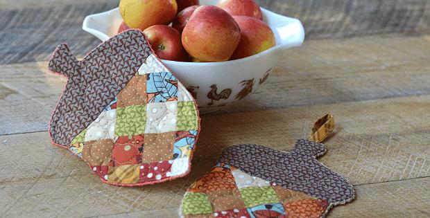 Acorn Potholder Pattern