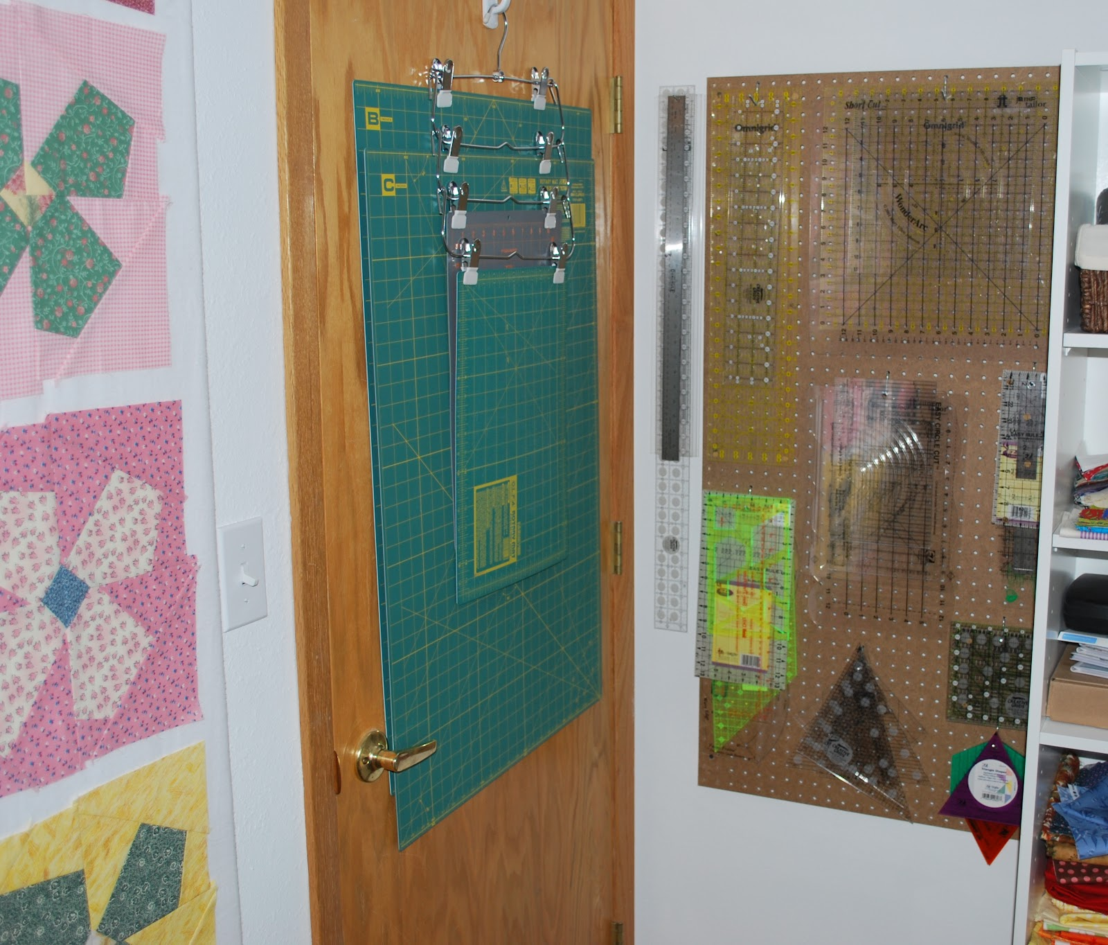 quilting ruler storage ideas ~ clie for .