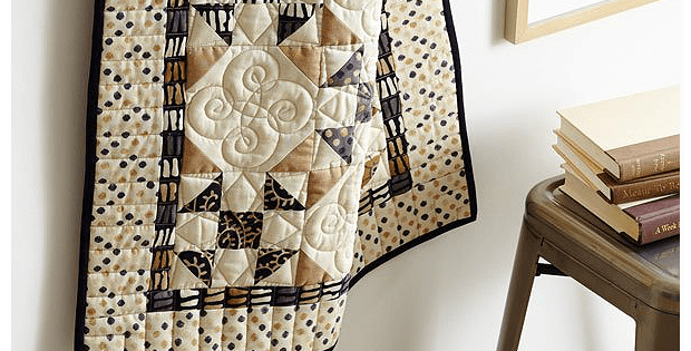 Coffee and Cream Quilt