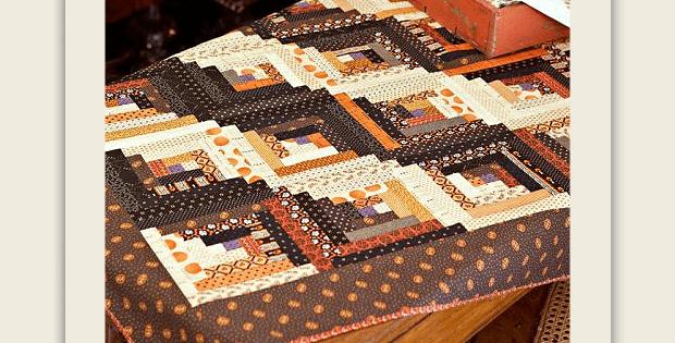 Harvest Table Quilt Pattern