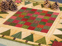 Holiday Games Quilt Pattern