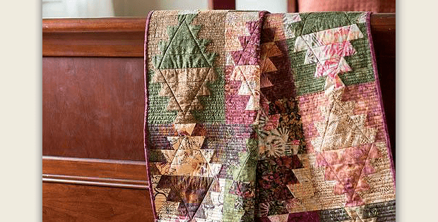 Reflections Quilt Pattern