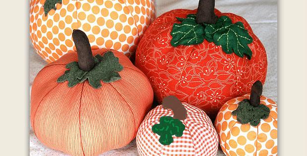Fall Pumpkins Tutorial