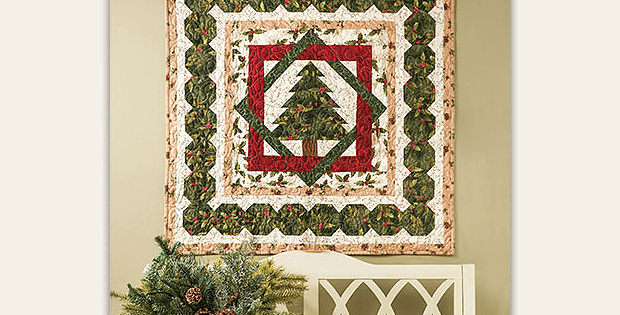 The Perfect Tree Wall Quilt