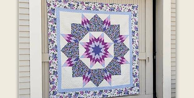 Madison Square Quilt Pattern