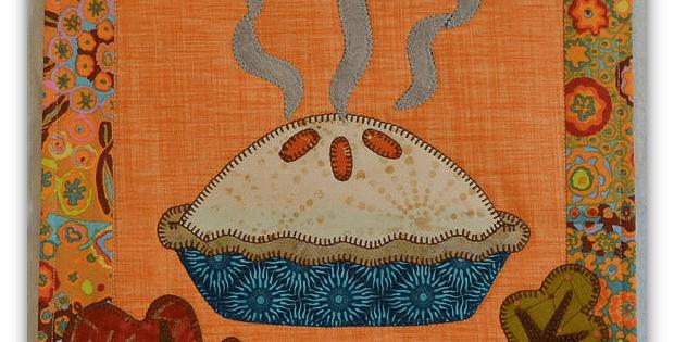 Thanksgiving Pie Quilt