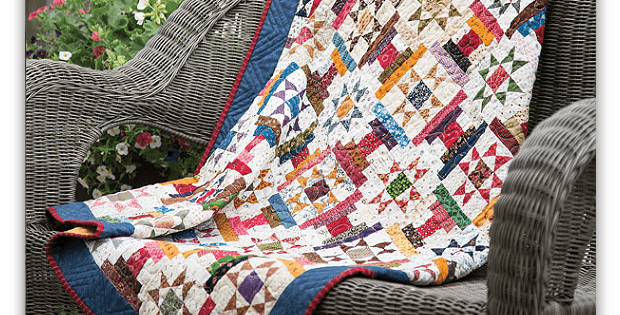 Courthouse Stars Quilt