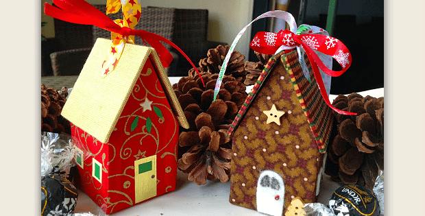 Secret Surprise Christmas Houses