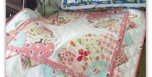 Dresden Dreams Pillow and Table Mat